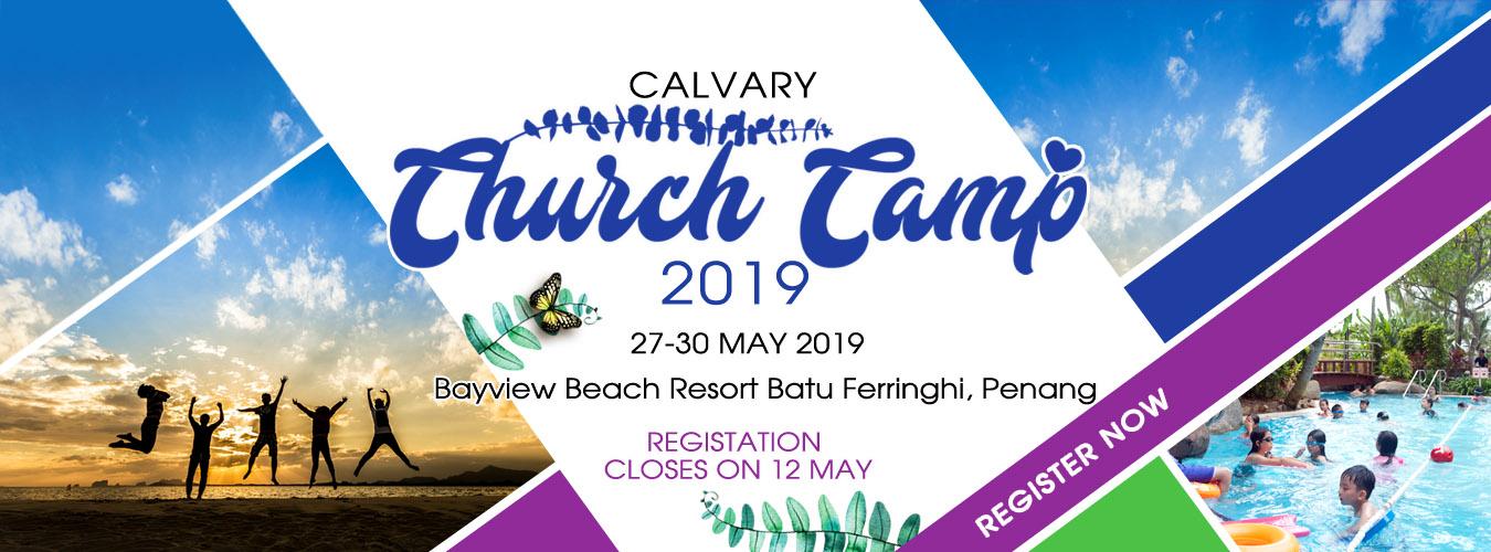 Church Camp 2019 | Calvary Church